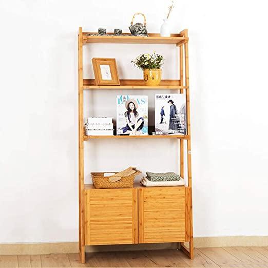 Amazon.de: Shelves Duo Bücherregal 3-Regal Bücherregal mit 2 Türen .