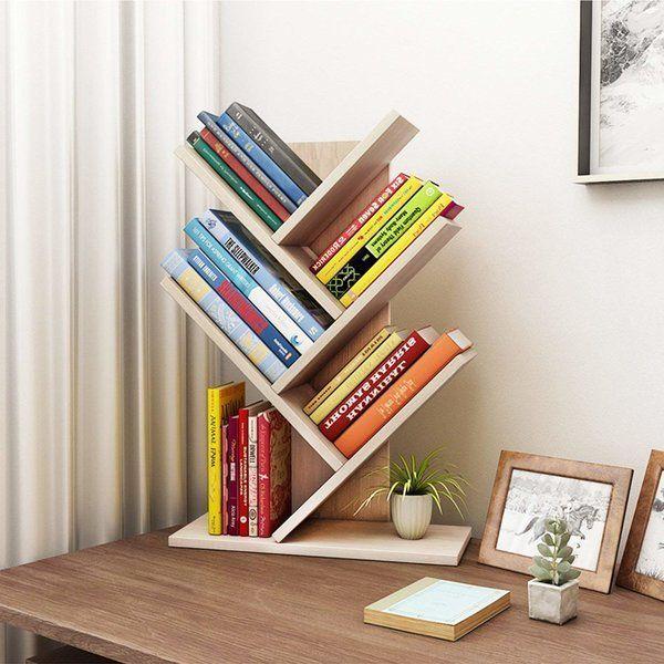 Bücherregal #Designs #Display #Ebern #Leiter #Regal #Tier #Tolland .