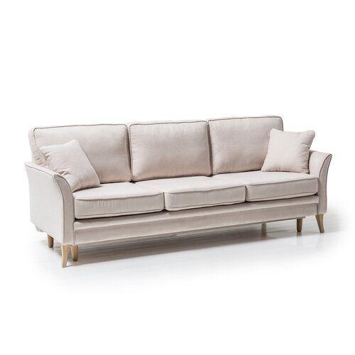 3-Sitzer Sofa Francois Maison Alouette | 3 seater sofa bed, Sofa .