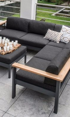 426 Best Patio images | Patio, House design, Wooden sofa desig