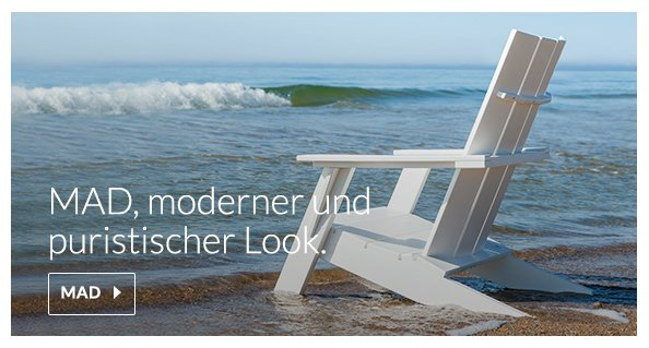 Adirondack chairs | canadianchairs aus recyceltem Kunststoff, zB .