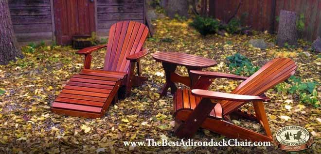 Adirondack-Stühle Schwe