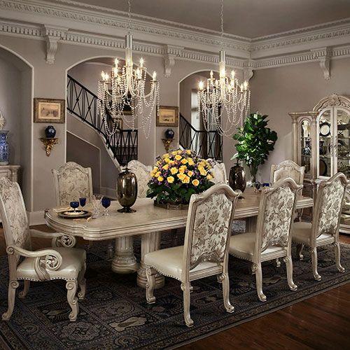 Monte Carlo II Collection®| Michael Amini Furniture Designs .