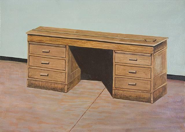 Aktenschrank by Stephen Loughman on artn