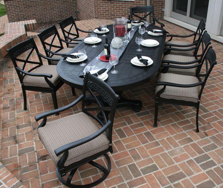 Luxus Aluminium Outdoor Möbel - Mehr auf unserer Website #Möbel .