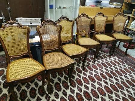 6 Antike Stühle kaufen auf Ricar
