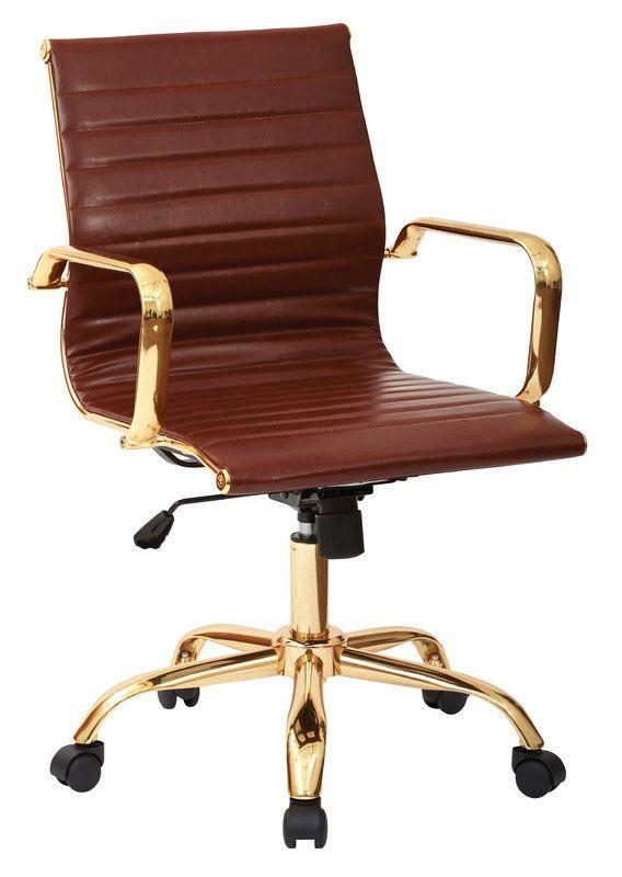 Mercer41™ Emmy Desk Chair & Reviews | Wayfair | Schreibtischstuhl .