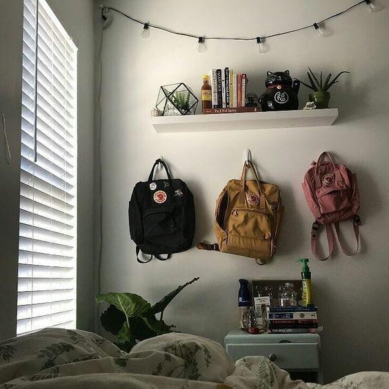 Schlafzimm Aufbewahrungsideen und originelle Dekoration für das .