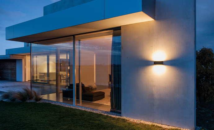 Effiziente Außenbeleuchtung mit LED Leuchten -lightM