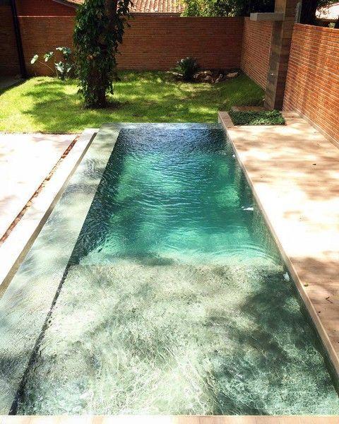 COCOON Pool Design Inspiration   Außendesign   villa design .