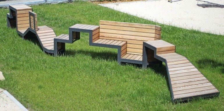 Außenraum Individuelle Außenmöbel Union Freiraum-Mobili