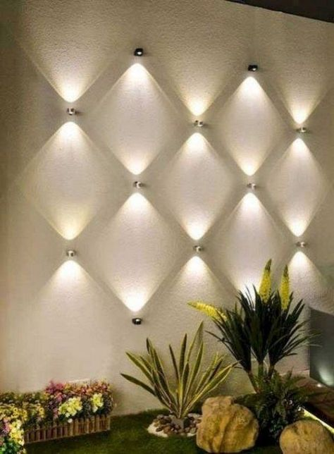 20 attractive lighting wall art ideas for your home this season 16 .