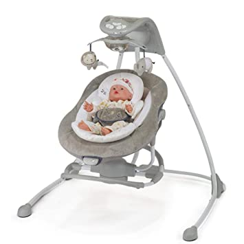 Amazon.com: WY-Tong Baby seat Baby Rocking Chair, Child Sleeping .