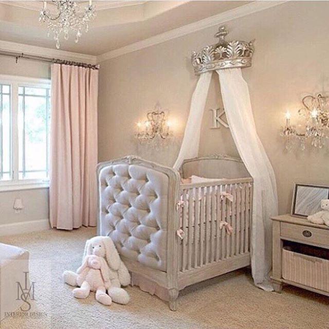 Babyschlafzimmer # Kinderzimmer #Kinderbett | Babyzimmer .