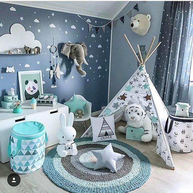 Bambino Kinderzimmer Jungen Montessori Schlafzimmer in 2020 .