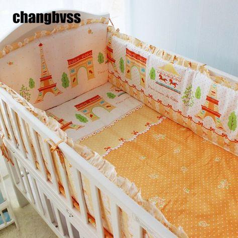 100% Baumwolle Märchen Welt Design Babybett Bettwäsche Set 7 .