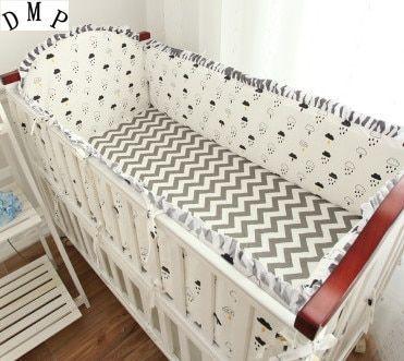 Babybett Bettwäscheset