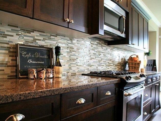 40 Extravagant Kitchen Backsplash Ideas for a Luxury Look   Home .