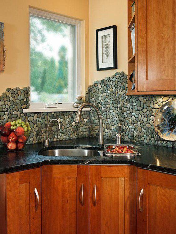 17 Cool & Cheap DIY Kitchen Backsplash Ideas To Revive Your .