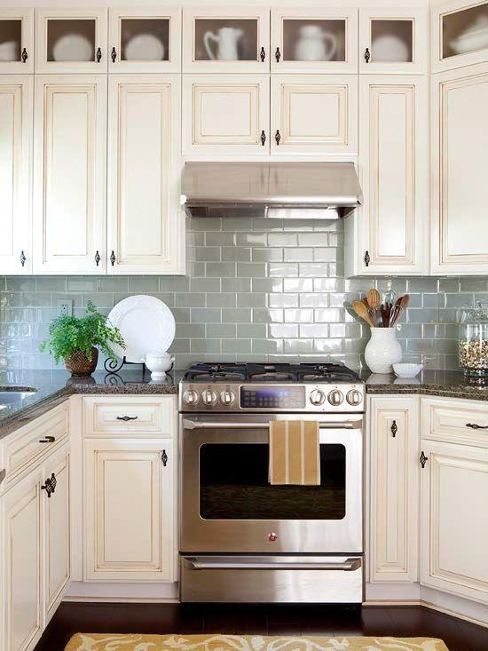 Colorful Kitchen Backsplash Ideas   New kitchen, Sweet home .