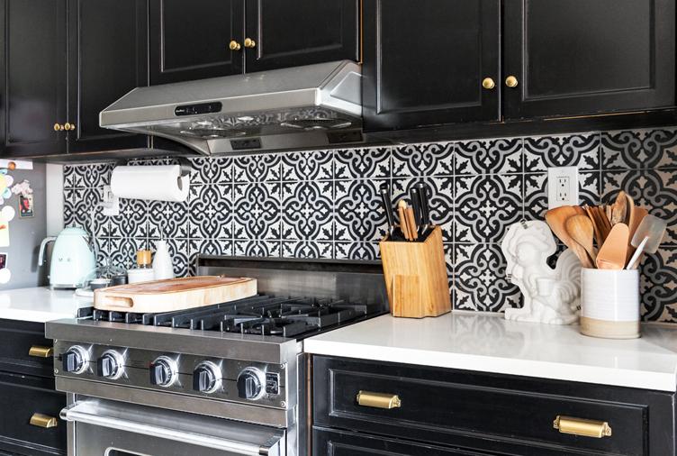 40 Brilliant Kitchen Backsplash Tile Ideas for Your Next Re