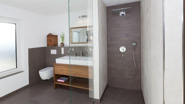 Bodenfliesen beeinflussen das Gesamtbild des Bades   Badezimmer .