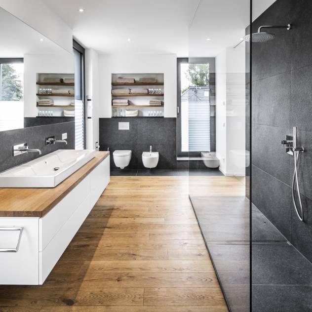 Badezimmer: Ideen, Design und Bilder | Badezimmerideen, Badezimmer .