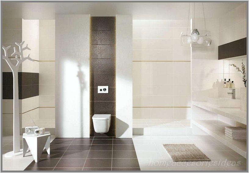 Bad Fliesen Ideen Interior Design Badezimmer Ideen Fliesen Braun .