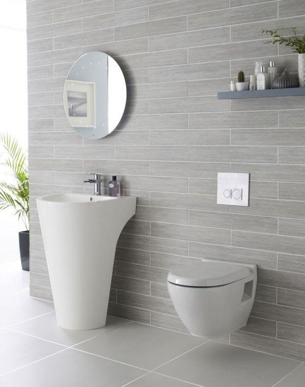 Badezimmer Fliesen Grau Beige Vornehm Badezimmer Ideen Mit Fliesen .