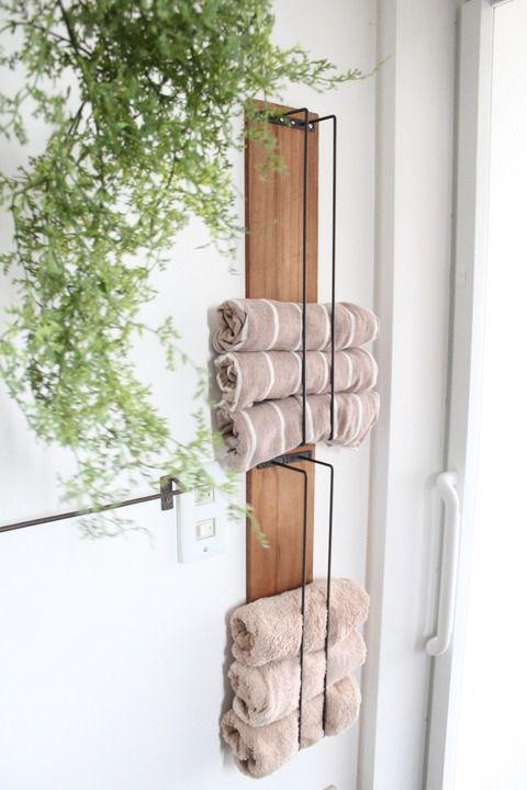 Beste 15+ brillante Badezimmer Storage-Ideen für kleine Räume .