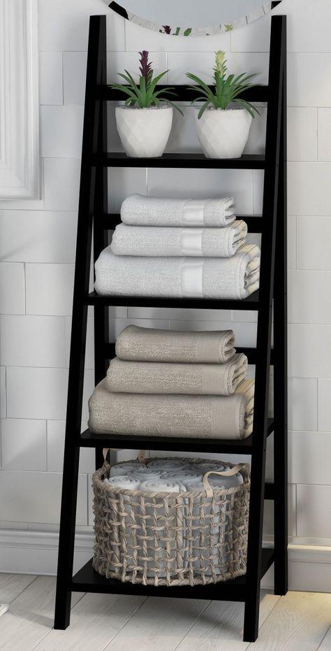 45+ Aufbewahrungsideen für Badezimmer (Tipps für kleine Räume)- 45 .