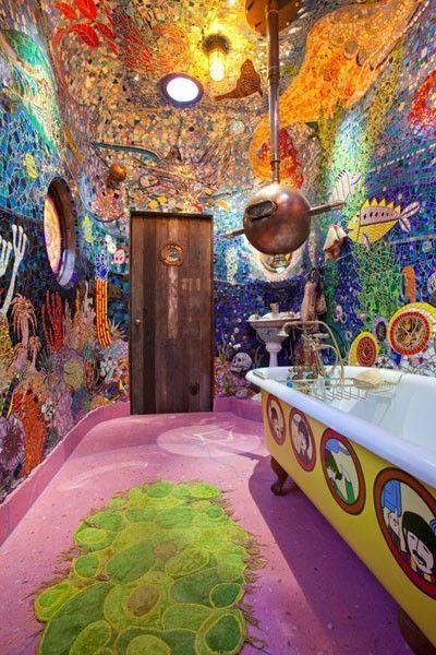 10 crazy and extraordinary bathroom designs - 10 crazy and .