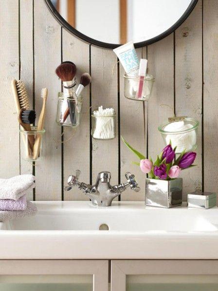Badezimmer Lagerung
