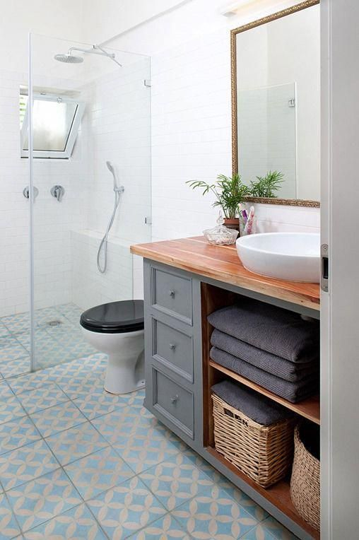 DIY Badezimmer Lagerung - #badezimmer #lagerung - #dekoration in .