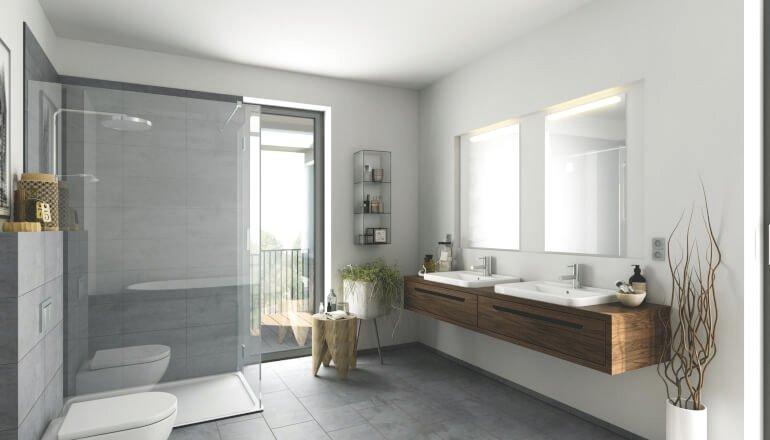 11 inspirierende Badezimmer Ideen für Ihr neues Bad | Aroundho