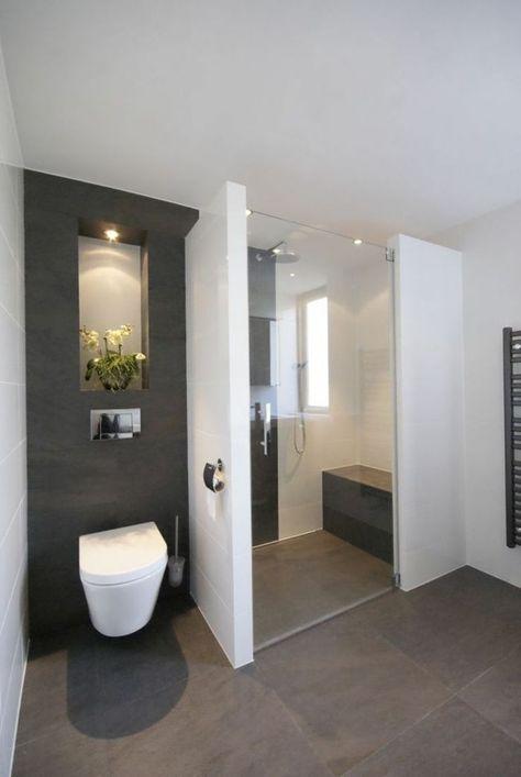 Die besten 25 Moderne badezimmer Ideen auf Pinterest | Badezimmer .