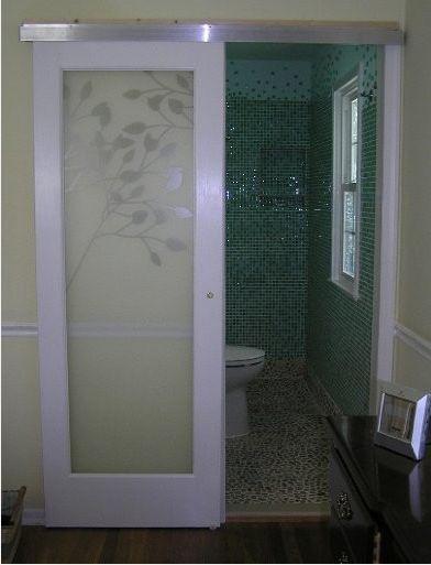 Badezimmer Türen Mit Glas | Falltüren, Badezimmer tür und Glas .