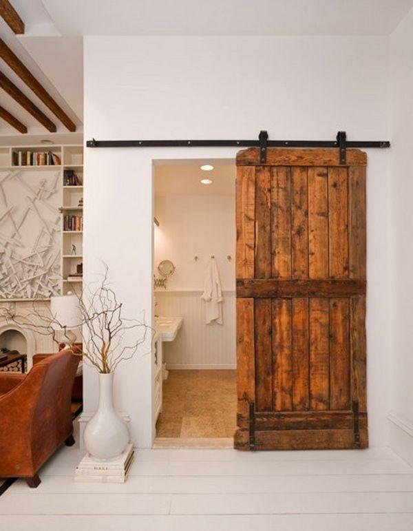Alte Türen wiederverwenden - coole Dekoartikel und DIY Möbel .