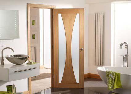 Badezimmer Türen Mit Glas | Innentüren mit glas, Innentüren und .