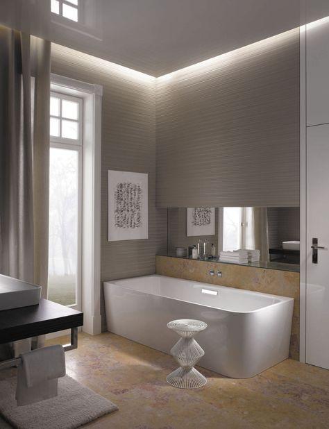 Freistehende Badewanne / aus Stahl BETTEART V / IV BETTE ®   Bad .