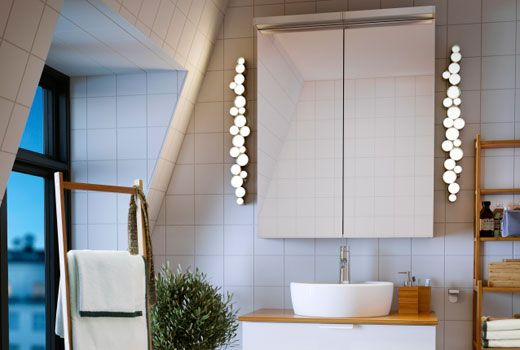 IKEA Badezimmerleuchten   Badezimmerleuchten, Badezimmer .