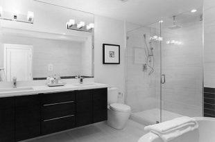 Moderne Badezimmerleuchten | Modern bathroom light fixtures .