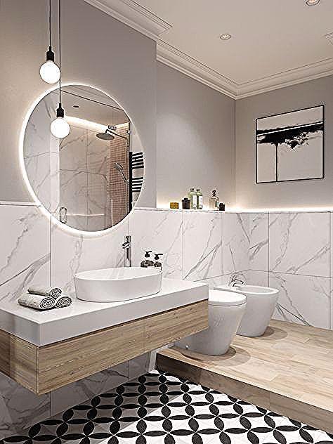 21 Die besten Ideen für Badezimmerspiegel die Ihren Stil .
