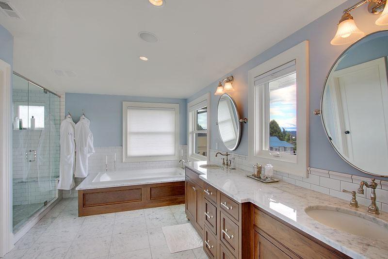 22 Holzbedeckungsideen für moderne Badezimmerwannen, die dem .