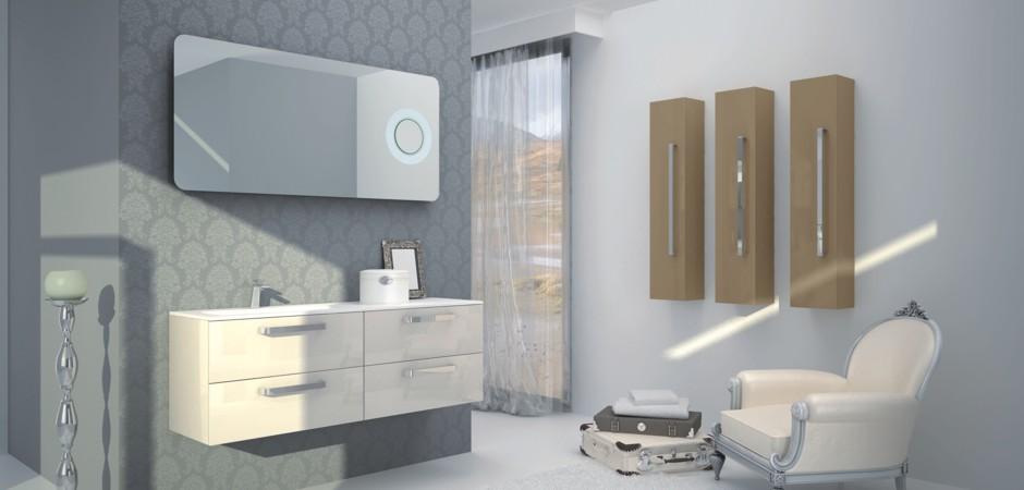 Kleine Badmöbel für enge und schmale Badezimmer | Bad-Dire