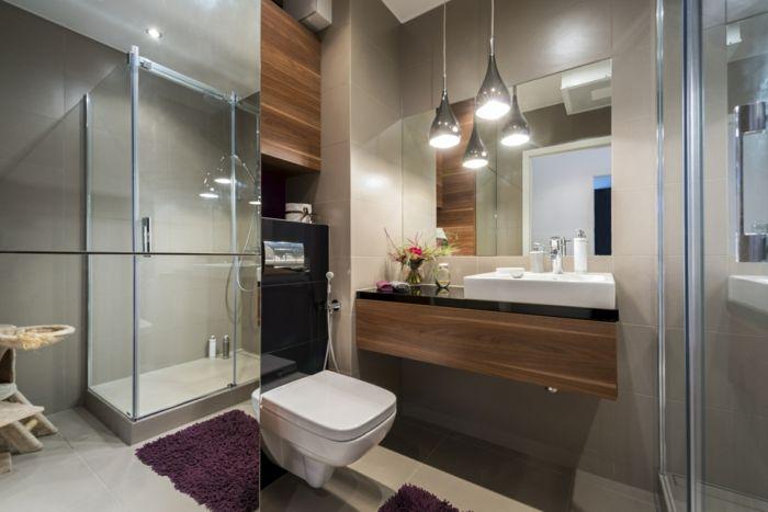 Badmöbel Trends für funktionale Räume | Modernes badezimmerdesign .