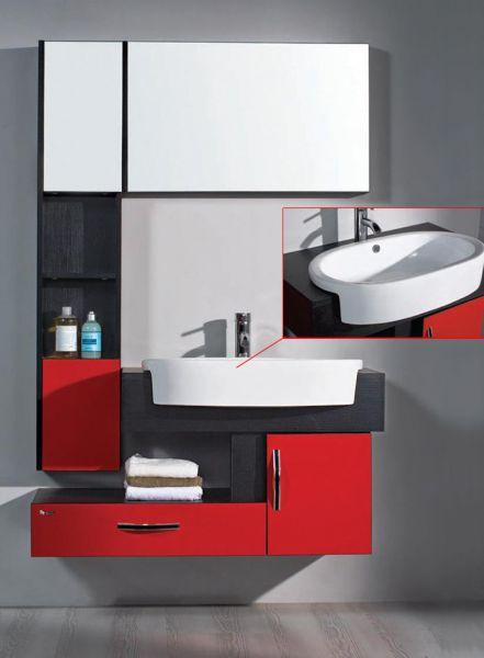Design High Qualität Badezimmermöbel Badmöbel Set edle Design mit .