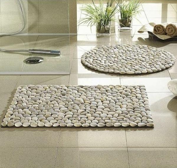 Badteppiche lassen Ihr Bad gemütlicher und einladender wirk