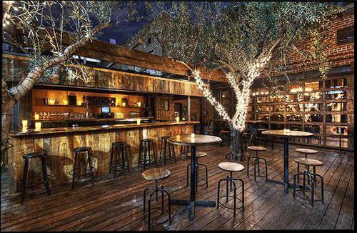 Italian outdoor bar | Outdoor restaurant patio, Restaurant patio .
