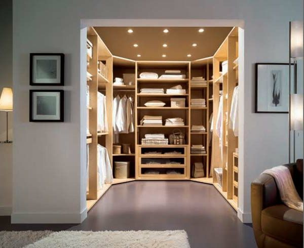 Begehbarer Kleiderschrank Ideen- verschiedene Designs und hohe .